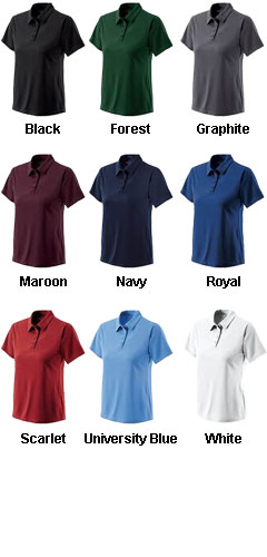 Ladies Reform Polo by Holloway - All Colors
