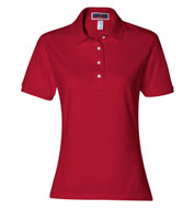 Jerzees Ladies 50/50 Jersey Polo with SpotShield™