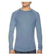 Custom Pigment Dyed  Raglan T-Shirt Mens