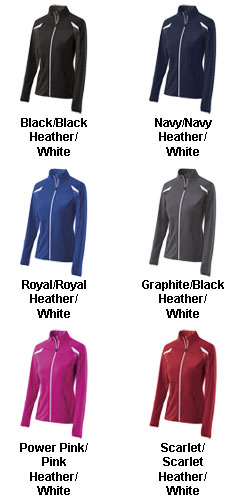 Ladies Tumble Jacket by Holloway - All Colors