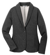 Custom Ladies Fleece Blazer