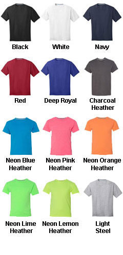 Hanes Adult X-Temp® Performance T-Shirt - All Colors