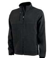 Custom Titan Wool Soft Shell Jacket Mens