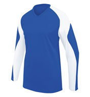 Womens Radius Long Sleeve Jersey