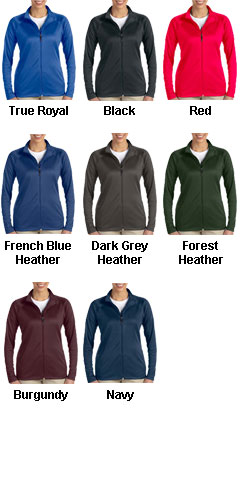Ladies Stretch Tech-Shell - All Colors