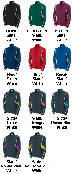 Ladies Rival Jacket - All Colors