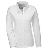 Custom Ladies Campus Microfleece Jacket