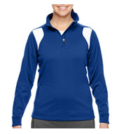 Ladies Elite Performance Quarter-Zip