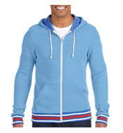Custom Mens Alternative Woody Zip-Up Hoodie