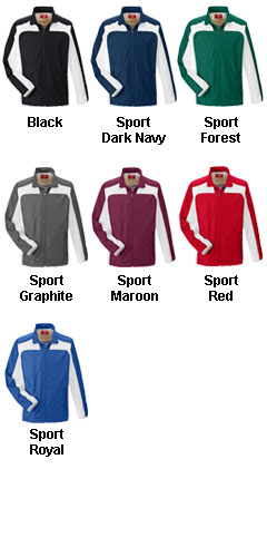 Mens Squad Jacket - All Colors