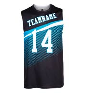 Custom Spectrum Sublimated Sleeveless Tee