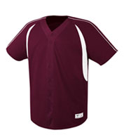 Youth Impact Full Button Jersey