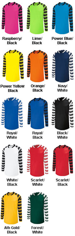Adult Prism Goalkeeper Jersey - All Colors