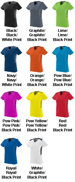 Ladies Vigorous Jersey - All Colors