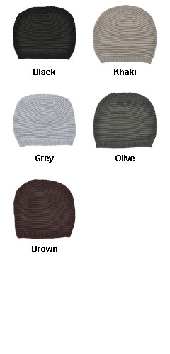 Barus Knit Beanie - All Colors