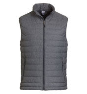 Custom Mens Ultra Light Puffer Vest