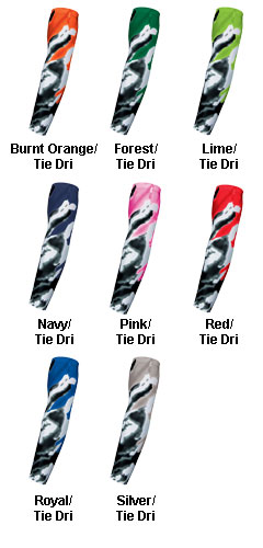 Tie Dri Arm Sleeve - All Colors