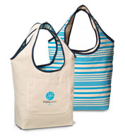 Custom Reversible Cotton Tote