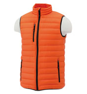 Custom Mens Whistler Light Down Vest