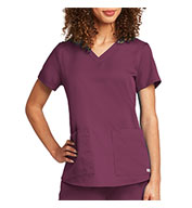 Custom Greys Anatomy™ V-Neck Scrub Top