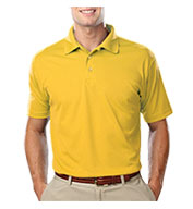 Custom Mens Value Moisture Wicking Polo