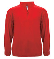 Custom 1/4 Zip Mens Lightweight Pullover