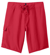Custom District Young Mens Board Shorts