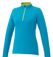 Womens Knew Knit Half Zip