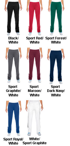 Ladies Elite Performance Fleece Pant - All Colors