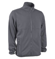 Custom Mens Waypoint Birdseye Fleece Jacket Mens