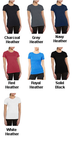 All Sport Ladies Performance Triblend - All Colors