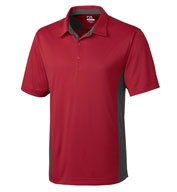Mens DryTec™ Willows Color Block Polo