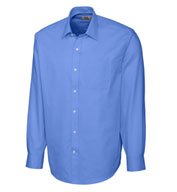 Mens Epic Easy Care Spread Collar Nailshead Dress Shirt