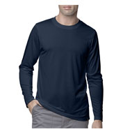 Custom Carhartt Medical Mens Work-Dry® Long Sleeve Shirt