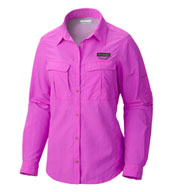 Womens Cascades Explorer ® Long Sleeve Shirt by Columbia