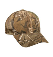Camo Mesh Back Cap with Snap Closure in 6 Colors