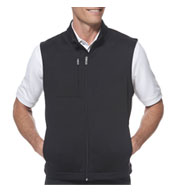 Callaway Mens Full-Zip Fleece Vest