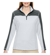 Custom Ladies Excursion Circuit Performance Half Zip