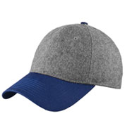 Custom New Era® Melton Wool Heather Cap