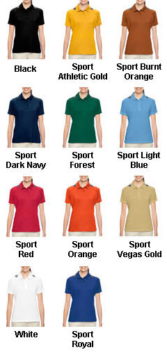 Ladies Innovator Performance Polo - All Colors