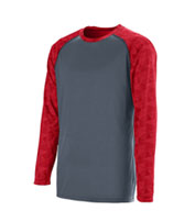 Youth Fast Break Long Sleeve Jersey