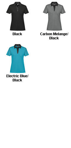 Womens Odyssey Performance Polo - All Colors
