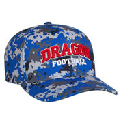 Performance Digital Camo Cap
