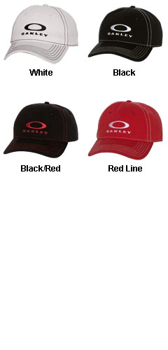 Oakley TP3 Cap - All Colors