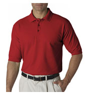 Custom Mens Tall Whisper Pique Polo Mens