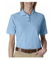 Ladies Whisper Pique Polo