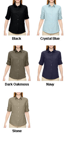 Ladies Excursion Concourse Performance Shirt - All Colors