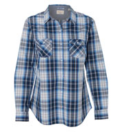 Weatherproof® Ladies Vintage Plaid Long Sleeve Shirt