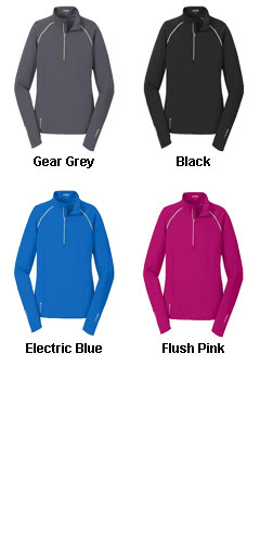 Ladies Ogio® Endurance Nexus 1/4-Zip Pullover - All Colors