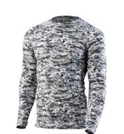 Youth Hyperform Compression Long Sleeve Shirt